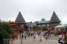 岘港市力争建设成为世界一流的旅游胜地