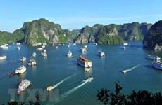 广宁省旅游业面向发展成为拳头经济产业