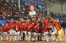 第30届东南亚运动会闭幕 越南体育代表团在奖牌榜上位居第二