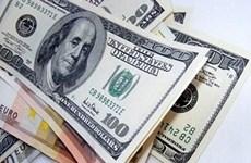 1月10日越盾对美元汇率中间价下调7越盾