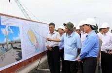 越南农业与农村发展部部长阮春强赴永隆省调研