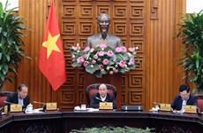 越南政府常务委员会召开会议 讨论解决甘蔗制糖业面临困境的措施