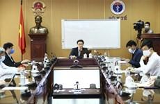 武德儋副总理: 希望医师们继续齐心协力做好治疗工作 尽可能做到无死亡病例