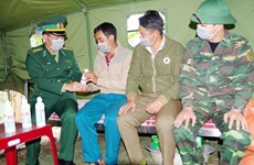 [MegaStory] 奋战在新冠肺炎防控一线的越南边防部队:加大关于新冠肺炎疫情防控工作的宣传力度(第二期)