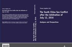 德国出版社发行关于东海的书籍