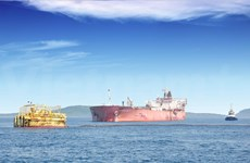 榕桔炼油厂首次加工包含53%进口原油的混合产品