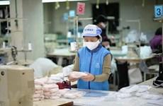 越南有能力满足人民对防疫口罩需求