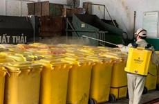 新冠肺炎疫情:医疗废物全封闭处理全过程管理