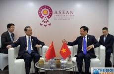 范平明和王毅将共同主持召开越中陆地边界划界20周年纪念活动