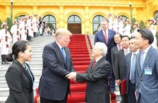 [MegaStory] 越南与美国关系—全面合作烙印