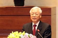 越共中央总书记、国家主席阮富仲:全力做好党的十三大准备工作 引领国家迈入新发展阶段