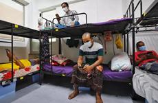 新加坡在移民劳工宿舍发现新冠肺炎确诊病例 印尼单日新增病例创7月底以来新高