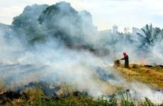 越南力争在2030年将温室气体排放量减少9%