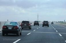 交通运输部:将选择最好承包商来实施北南高速公路建设项目