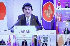 AMM 53日本承诺为东盟抗击新冠肺炎疫情提供100万美元的援助