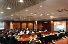 鼓励斯里兰卡企业对越南配套产业等投资