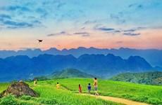 探索越南北部梦幻秘境——浦良天门