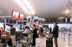 越捷的常规航班重新运营