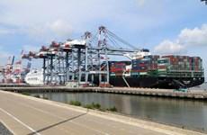 越南港口的装卸服务价格处在地区中最低水平