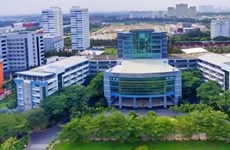 越南一所大学入围世界最佳大学排名
