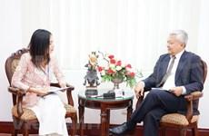 越南确保东盟在新冠肺炎疫情背景下的合作进程