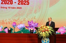 政府总理阮春福:河内市继续发扬团结和改革创新传统 为建设文明和现代的首都做出努力
