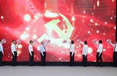 """迎接越共十三大: """"越南共产党第十三次全国代表大会""""网站正式开通"""
