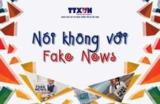越通社抗击虚假信息项目获得国际新闻奖