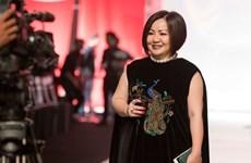 越南人首次担任东盟时装设计师协会主席职务