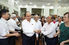 越南政府总理阮春福: 越南首次实现贸易顺差170亿美元