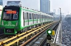 制定河内城市地铁吉灵-河东线试运行计划