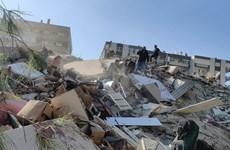 土耳其和希腊地震中尚未有越南人伤亡的报告