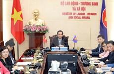 ASEAN 2020: 东盟加三承诺在人力资源开发领域加强合作