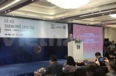 河内市委书记王廷惠:将首都河内建设成为区域创新之都