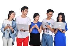 越南年轻人顺应第四次工业革命发展趋势