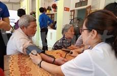 越南人口老龄化速度名列世界前茅