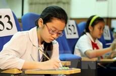 越南在东盟六国小学生水平评估项目中名列第一