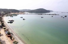 姑苏岛——越南东北海上的一块碧玉