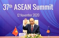 回顾2020东盟轮值主席年:展现越南地位、本领和智慧