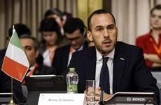 意大利副外长曼利奥·迪斯特凡诺:越意两国可在拥有共同利益领域加强合作
