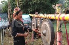 越南克木族充满文化特色的谷如节