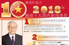 图表新闻:越通社盘点2018年越南十大国内新闻事件