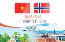 图表新闻:越南挪威合作空间广阔