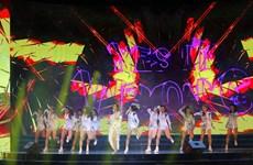 东盟-日本大型音乐会:建设合作共赢的和平世界(组图)