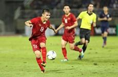 2022年世界杯亚洲区预选赛:泰国队主场 0-0 越南队(组图)