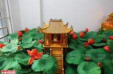 富有越南神韵的干花作品(组图)