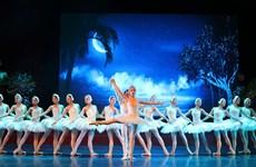 越南舞蹈学院举行建院60周年演出(组图)
