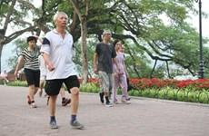 提高老龄人口生活质量 确保合理的人口规模