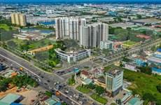 中国企业赴越南产业区投资推介云洽会在平阳省举行