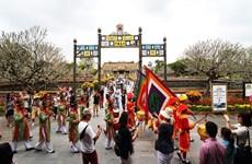 2019年新春假期全国各旅游景点吸引大量游客前来参观旅游(组图)